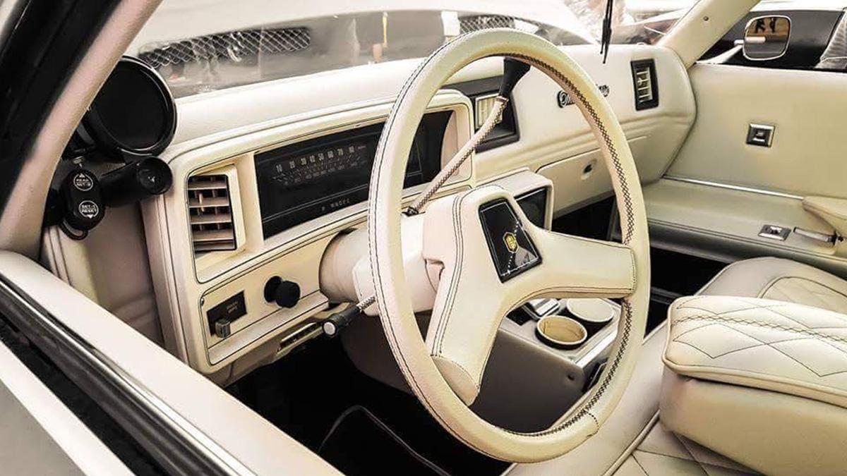 שיפוץ רכב אספנות/שחזור רכב אספנות Chevrolet Malibu Wagon 1979